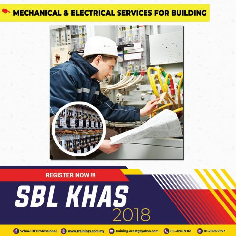 Mechanical & Electrical Services for Buildings